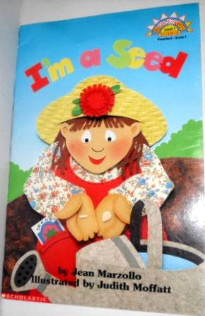 9780590297004: I'm a Seed (Giant Read Along Book)