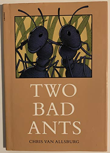 9780590297509: Two Bad Ants [Gebundene Ausgabe] by Van Allsburg, Chris