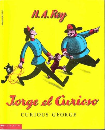 9780590297547: Jorge El Curioso / Curious George (Spanish Edition)