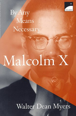 9780590299121: Malcolm X: By Any Means Necessary