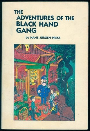 9780590300001: The Adventures of the Black Hand Gang