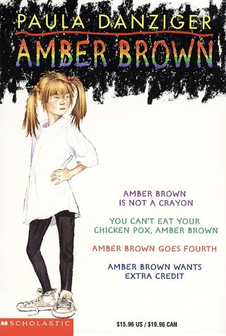 9780590300186: Amber Brown Box Set: Amber Brown is Not a Crayon; You Can't Eat Your Chicken Pox, Amber Brown; Amber Brown Goes Fourth; Amber Brown Wants Extra Credit