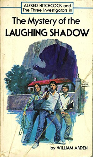 9780590300537: Alfred Hitchcock and the Three Investigators in The Mystery of the Laughing Shadow