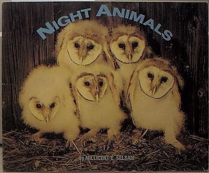 Night Animals (059030058X) by Millicent E. Selsam