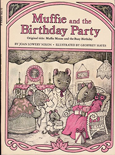 9780590300643: Muffie and the Birthday Party