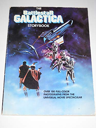 9780590300919: The Battlestar Galactica Storybook