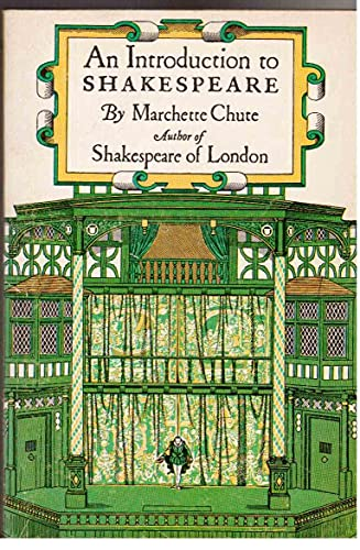 9780590302630: An Introduction to Shakespeare
