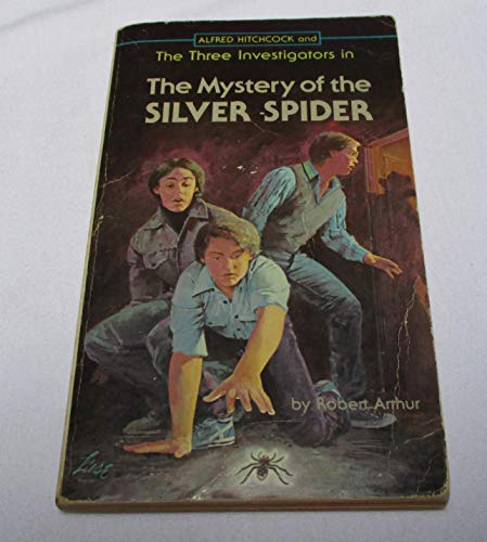 9780590303262: Alfred Hitchcock and the Three Investigators in The Mystery of the Silver Spider