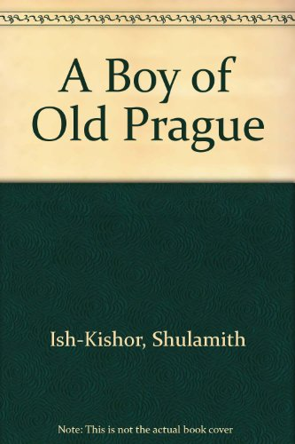 9780590303811: A Boy of Old Prague