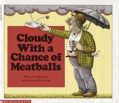 9780590303842: Cloudy With a Chance of Meatballs
