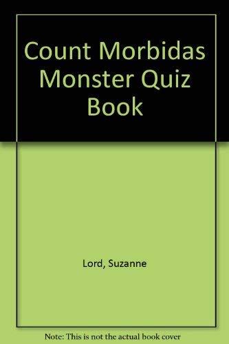9780590306218: Count Morbidas Monster Quiz Book