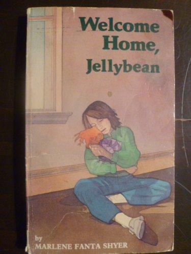 9780590309028: Welcome Home Jellybean