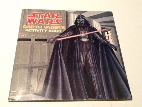 9780590309332: Star Wars Darth Vader's Activity Book