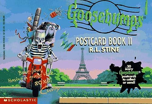 Goosebumps Postcard Book II: R. L. Stine