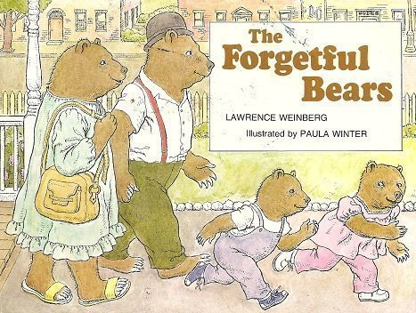 9780590312844: The Forgetful Bears