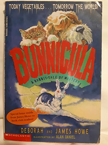 9780590313186: Bunnicula: A Rabbit-Tale of Mystery
