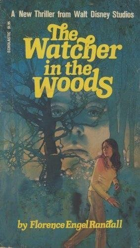 9780590313346: The Watcher in the Woods