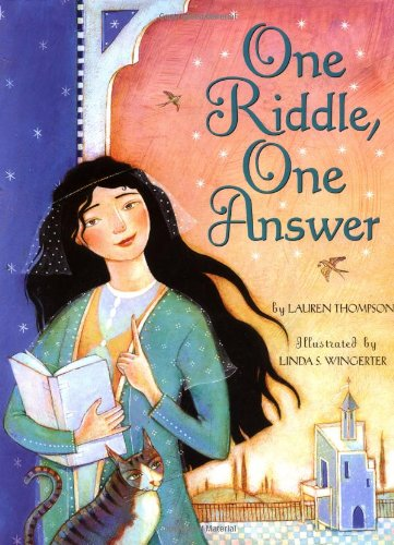 One Riddle, One Answer (hc): Thompson, Lauren, Thompson, Laura