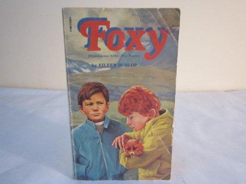 9780590315395: Foxy