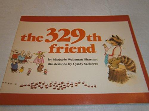 9780590315487: The 329th Friend