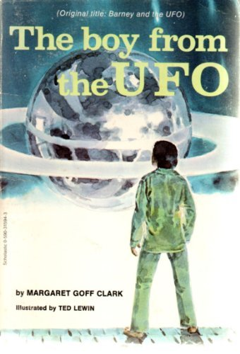 The Boy from the UFO (0590315943) by Margaret Goff Clark