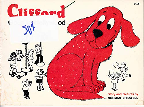 9780590316071: Clifford Goes to Hollywood