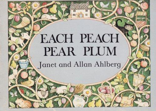 9780590316217: Each Peach- Pear and Plum