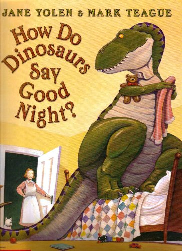 9780590316828: [(Do Dinosaurs Say Good Night, How )] [Author: Jane Yolen] [May-2000]