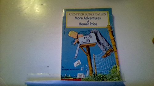 9780590317245: More Adventures of Homer Price