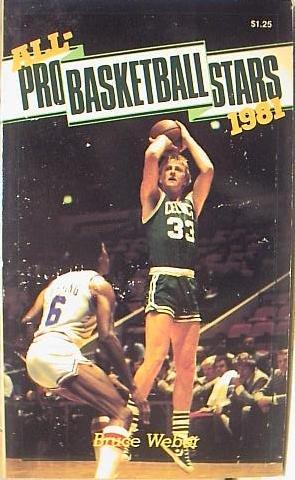 9780590319362: All-Pro Basketball Stars 1981