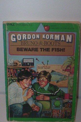 9780590319645: Beware the Fish!