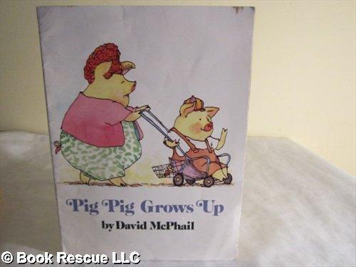 9780590320139: Pig Pig Grows Up