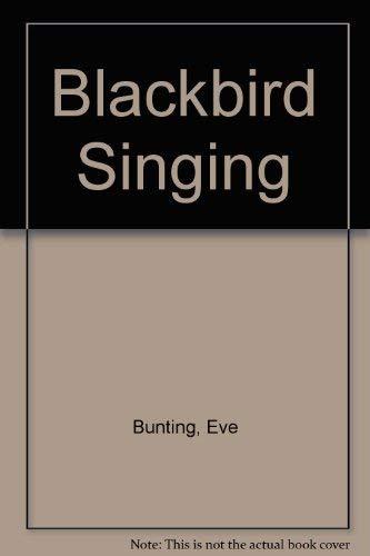 9780590321457: Blackbird Singing
