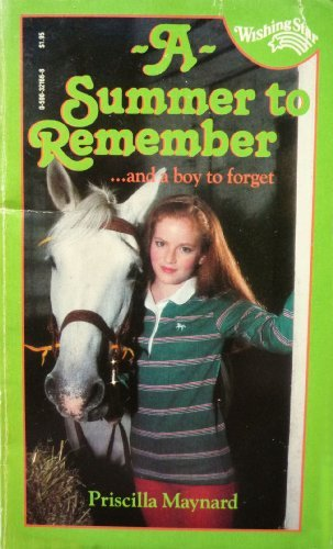 9780590321662: A Summer to Remember