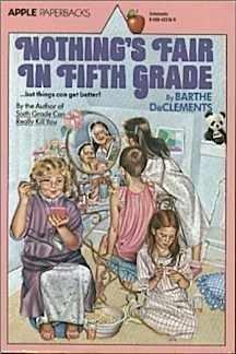 9780590321884: Nothings Fair in Fifth Grade