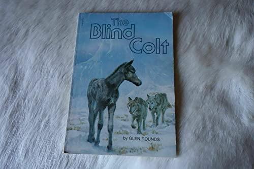 9780590323000: The Blind Colt