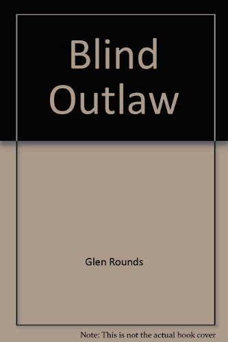 9780590323970: Blind Outlaw