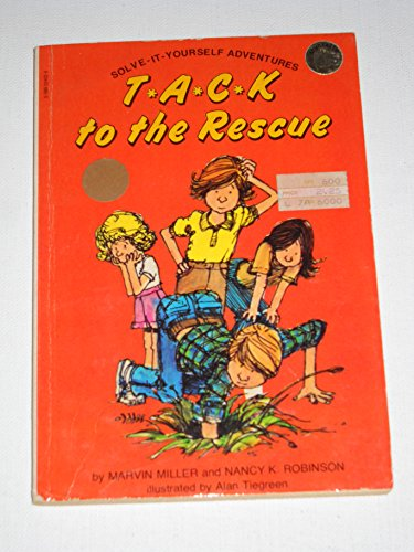 9780590324038: T*A*C*K to the Rescue