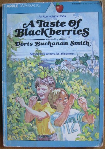 9780590324373: Taste of Blackberries