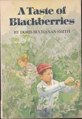 9780590324373: Taste of Blackberries