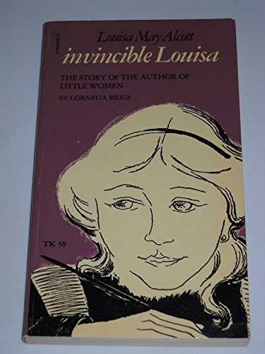 9780590324618: Invincible Louisa: The Story of the Author of Little Women