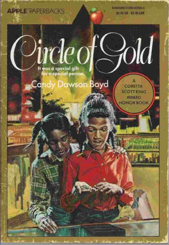 9780590324649: Circle of gold