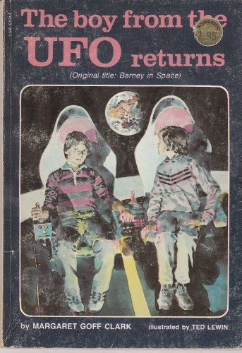 9780590325097: The Boy from the Ufo Returns