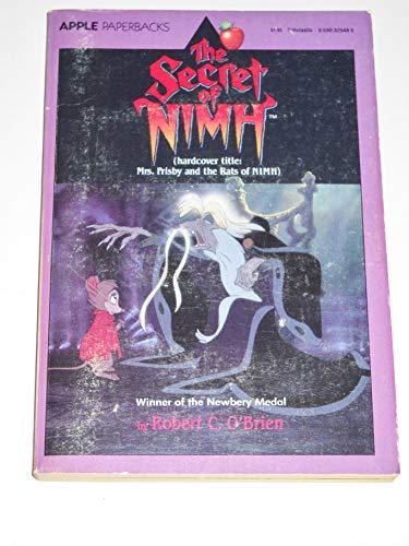 9780590325486: The Secret of Nimh