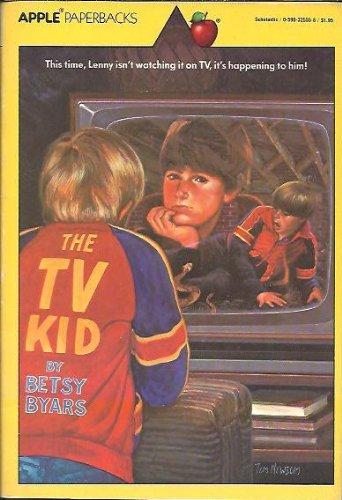 9780590325554: TV Kid