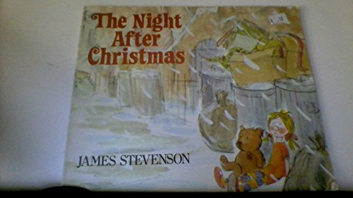 9780590325721: The Night After Christmas