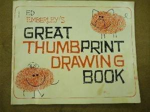 9780590326506: Ed Emberley's Great Thumbprint Drawing Book