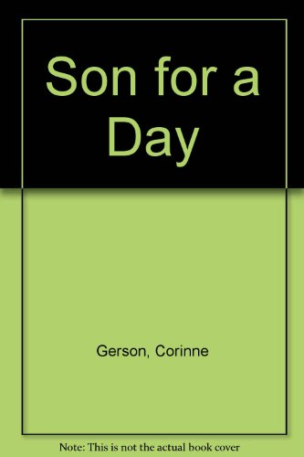 9780590327718: Son for a Day