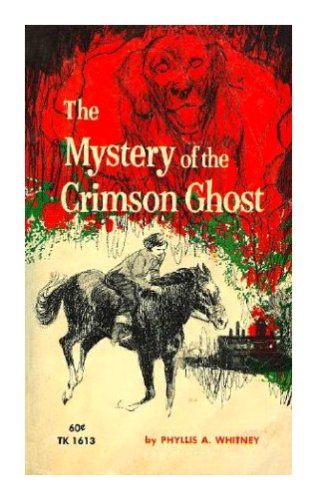 9780590327763: Mystery of the Crimson Ghost