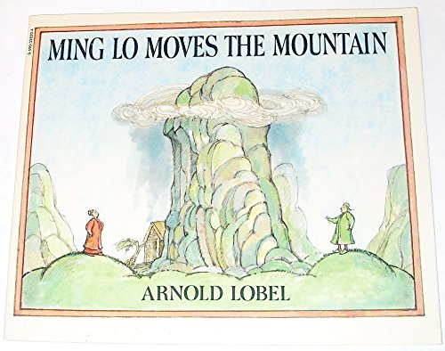 9780590328203: ming lo moves the mountain